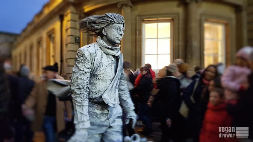 Stevan Mortensen - Living Statue