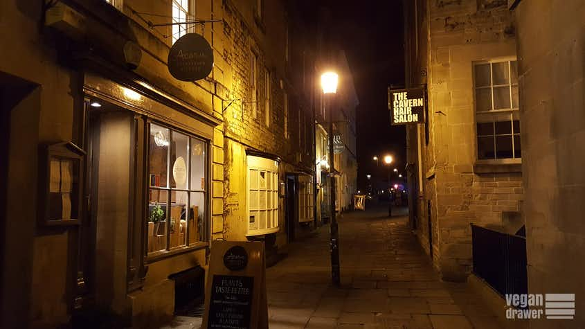 North Parade Passage, Bath