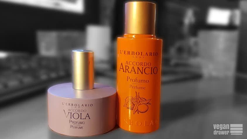 Italian cruelty free perfume